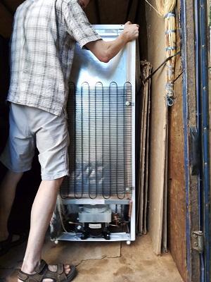 утилизация холодильника