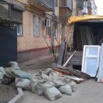 Вывоз строительного мусора на газели