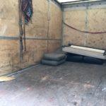 старый диван на вывоз